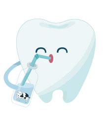 Sono importanti i denti da latte?