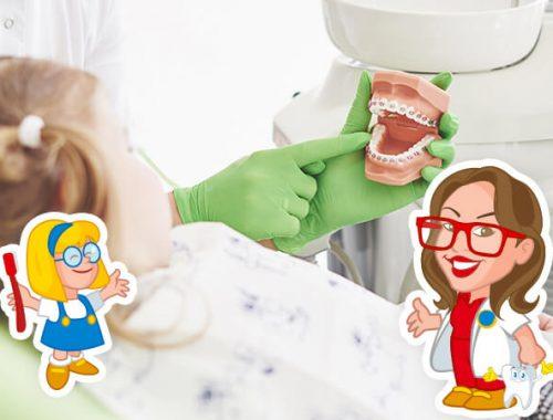 Dentista per i bambini